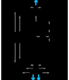Mosquetón ligero 5mm - Peguet