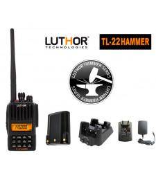 Walkie talkie VHF TL22 Hammer - Luthor