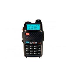 Walkie talkie bibanda VHF TL50 - Luthor
