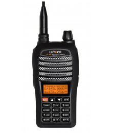Walkie talkie bibanda VHF TL55 - Luthor