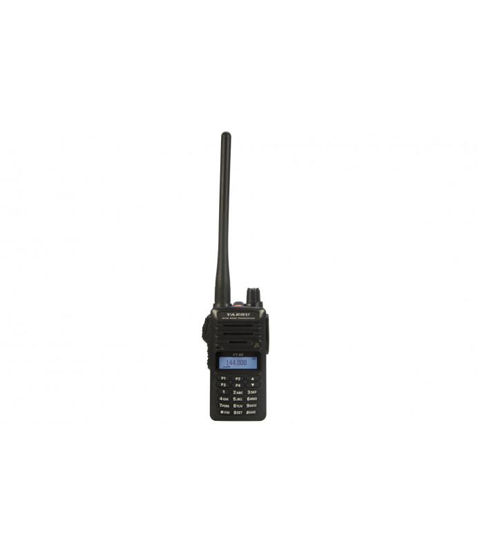 Walkie talkie Bibanda VHF FT65E - YAESU