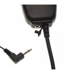 Micro PTT para radio de 2 Pin MIA-115-K - NAUZER