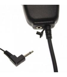 Micro PTT para radio de 2 Pin MIA-115-M - NAUZER