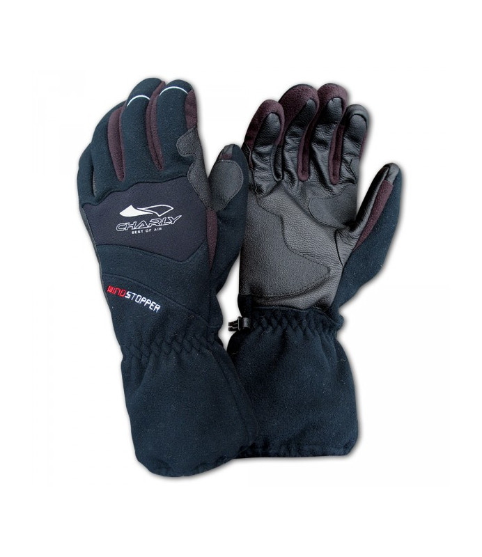 Guantes Windstopper Fleece - Charly
