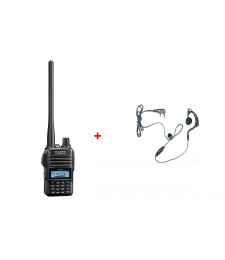 Walkie talkie Monobanda VHF FT-4VE - YAESU
