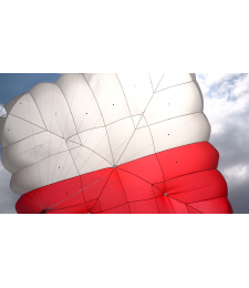 Paracaídas Fluid  - SupAir