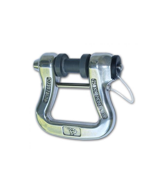 Adaptador bandas para mosquetones PinLock (par)