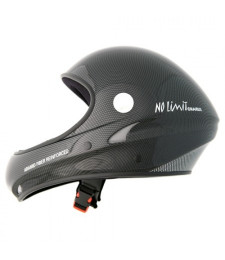 Casco No Limit Carbon-optic sin visera - Charly