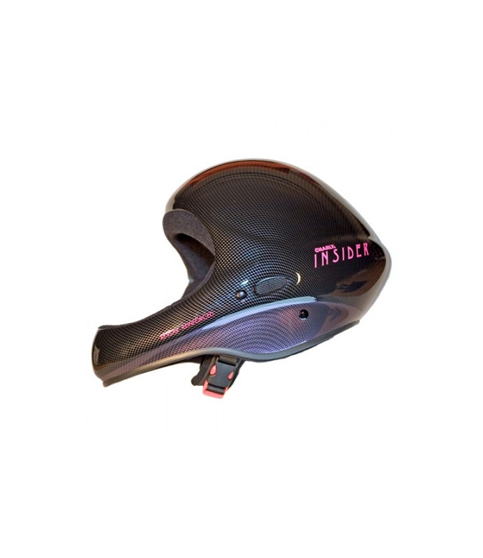 Casco Insider Carbon look - Chalry