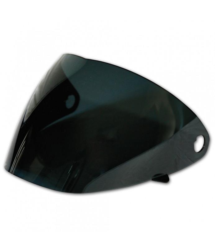 Visera negra para cascos - Charly