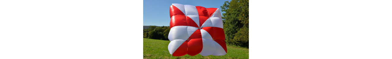 Paracaídas para parapente