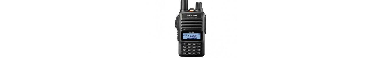 Radios especialmente seleccionadas para parapente