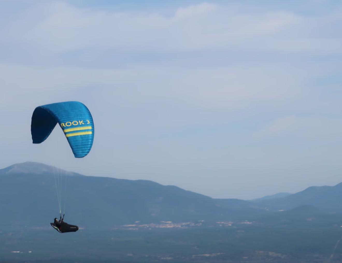 Triple Seven Paragliders ROOK 3 REVIEW: jaque a la segunda torre